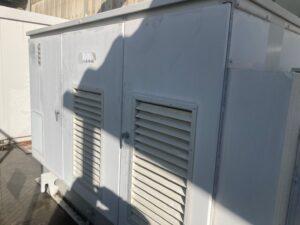 非常用発電機,発電機,修理,点検,メンテナンス,整備